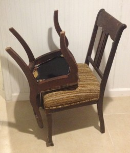 Married Chairs